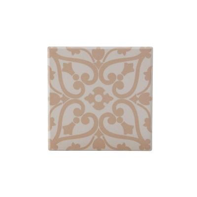 Maxwell & Williams Medina Ceramic Square Tile Coaster Agadir 9cm | DU0013