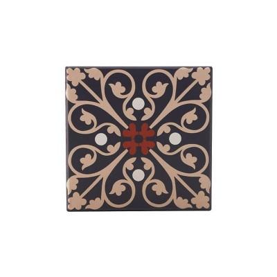 Maxwell & Williams Medina Ceramic Square Tile Coaster Fes 9cm | DU0011