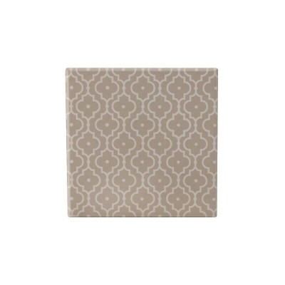 Maxwell & Williams Medina Ceramic Square Tile Coaster Kasbah 9cm | DU0020