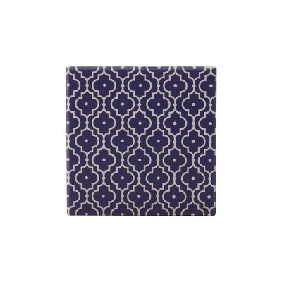 Maxwell & Williams Medina Ceramic Square Tile Coaster Taza 9cm | DU0019