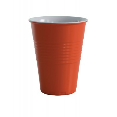 Avanti Miami Melamine Two tone Cup - Orange