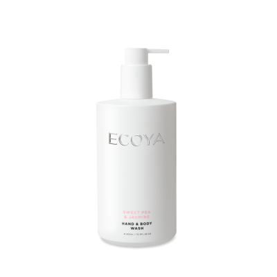 Ecoya Sweet Pea & Jasmine Hand and Body Wash | WASH203