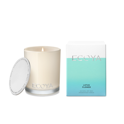 Ecoya Lotus Flower Mini Madison Jar | MINI202