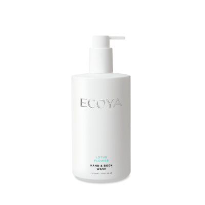 Ecoya Lotus Flower Hand and Body Wash | WASH202