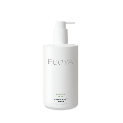Ecoya French Pear Hand and Body Wash | WASH201