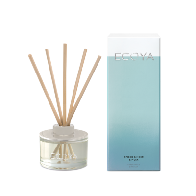 Ecoya Spiced Ginger & Musk Mini Diffuser | REED209