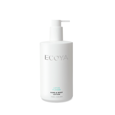 Ecoya Lotus Flower Hand and Body Lotion | LOTI202