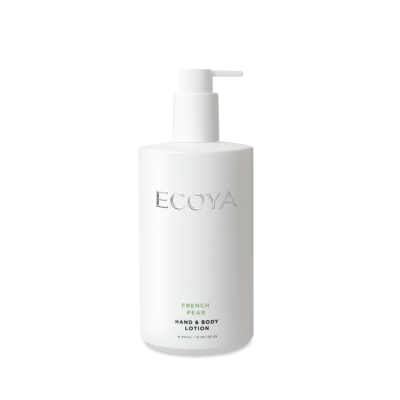 Ecoya French Pear Hand and Body Lotion | LOTI201
