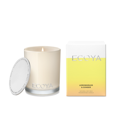 Ecoya Lemongrass & Ginger Mini Madison Jar | MINI206