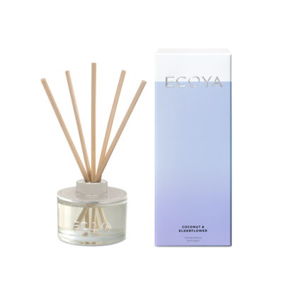 Ecoya Coconut & Elderflower Mini Diffuser | REED207