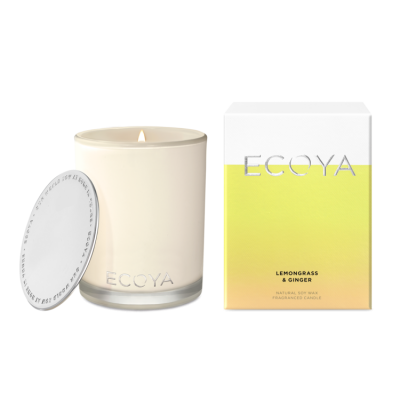 Ecoya Lemongrass & Ginger Madison Jar | MADI206