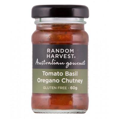 Random Harvest Tomato Basil Oregano Chutney 60gm