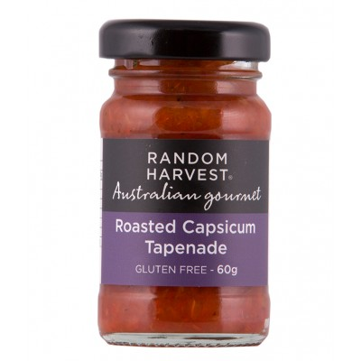 Random Harvest Roasted Capsicum Tapenade 60g