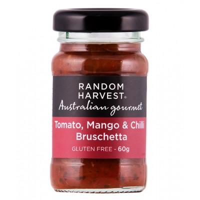 Random Harvest Tomato Mango & Chilli Bruschetta 60g