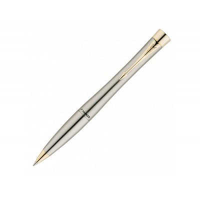 Parker Urban Ballpoint Pen - Brushed Stainless GT