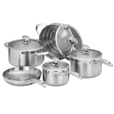 Scanpan CLAD 5 5 Piece Cookware Set