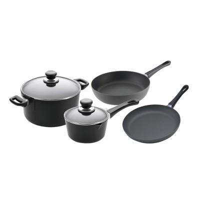 Scanpan Classic 4 Piece Cookware Set