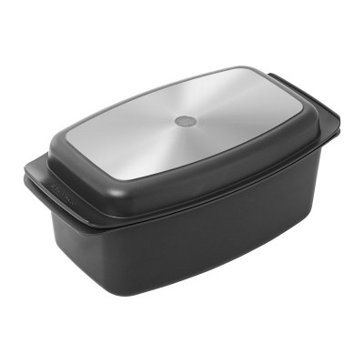 Scanpan Classic DUO - Deep Roaster with Grill Lid