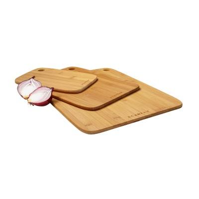 Scanpan Bamboo 3 Piece Board Set