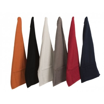 SP118 Sports Towel with Pocket and Zip-1