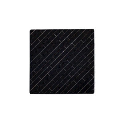 Maxwell & Williams Tessellate Ceramic Square Tile Coaster Avenue 9.5cm | DU0033
