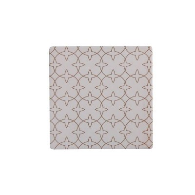 Maxwell & Williams Tessellate Ceramic Square Tile Coaster Aviary 9.5cm | DU0038