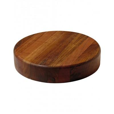 The Big Chop Round Chopping Board 33x7cm