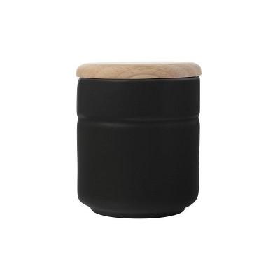 Maxwell & Williams Tint Canister 600ML Black | AV0090
