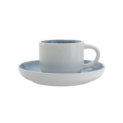Maxwell & Williams Tint Demi Cup & Saucer 100ML Cloud | DI0122