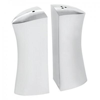Wedgwood Lifestyle Capri Salt & Pepper Shakers 9cm