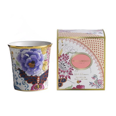 Wedgwood Little Luxuries Butterfly Bloom Candle Gardenia & Peony Fragrance-1