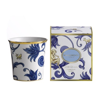 Wedgwood Little Luxuries Cornucopia Candle: Earl Grey Fragrance-2