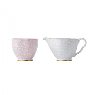 Wedgwood Sugar and Creamer Set (5 cm high each)