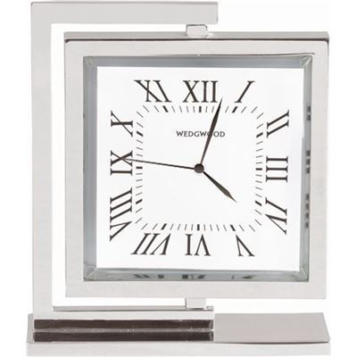 Wedgwood Swivel Desk Clock 12 cm)