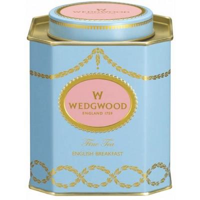 Wedgwood Tea English Breakfast 50G Caddy-1