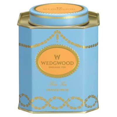 Wedgwood Tea Orange Pekoe 125G Caddy