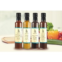 Gourmet Gift Simply Stirred Marinade 4 Pack