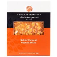 Random Harvest Salted Caramel Brittle