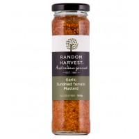 Random Harvest Garlic Sundried Tomato Mustard