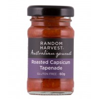 Random Harvest Roasted Capsicum Tapenade
