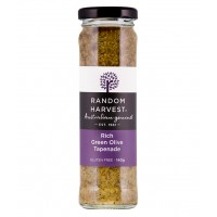 Random Harvest Rich Green Olive Tapenade