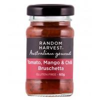 Random Harvest Tomato Mango & Chilli Bruschetta