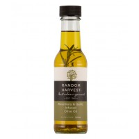 Random Harvest Rosemary Garlic Olive Oil