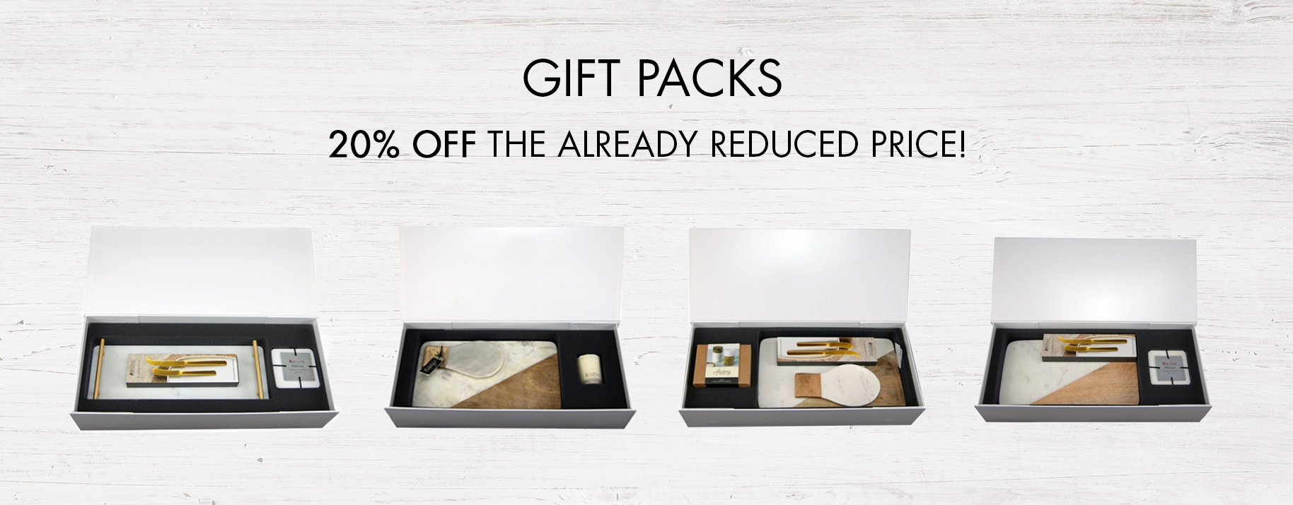 Gift Pack Promo